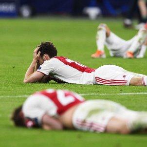 Decepció Ajax Tottenham EFE
