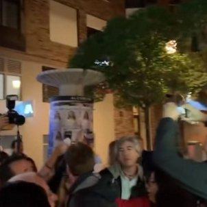 Batalla campal Alcorcón PSOE