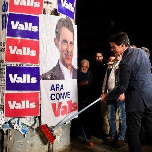 manuel valls cartell @VallsBCN_2019