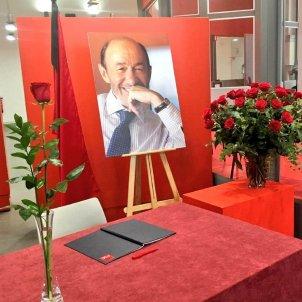 rubalcaba llibre condolences @socialistes_cat