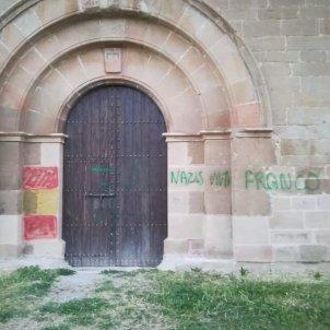 monestir balaguer pintades @PolMolina7
