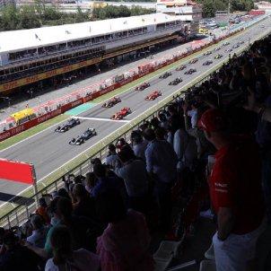 Montmeló F1 afició @Circuitcat es