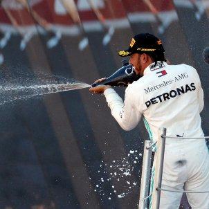 Lewis Hamilton EFE