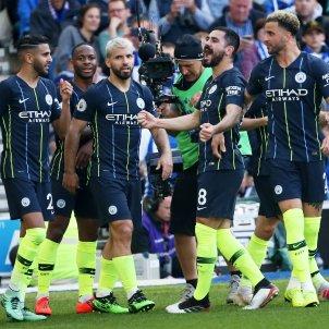 Manchester City Gol Gundogan Brighton EFE