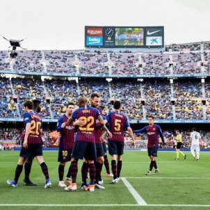 Barca Getafe @FCBarcelona