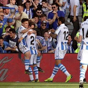 Reial Societat Madrid EFE