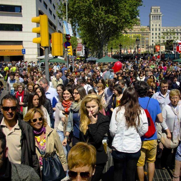 SergiAlcazar turisme plaça Catalunya