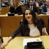 Ines Arrimadas Comisión Congreso EFE
