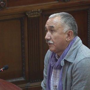 Judici proces declaracio Josep Maria Alvarez UGT