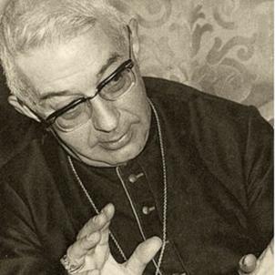 Neix Enrique i Tarancón, el cardenal oberturista. Fotografia de Enrique i Tarancón. Font Enciclopedia