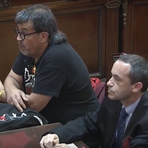 Jordi Pesarrodona judici procés