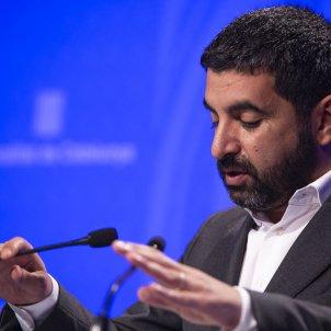Chakir El Homrani rdp govern - Sergi Alcàzar