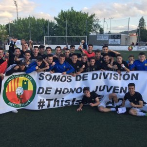 Futbol Foto Unió Jabac Terrassa