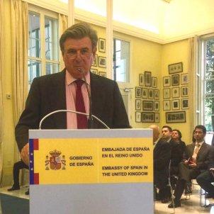 Carlos Bastarreche ambaixador espanya londres - Embassy of Spain in London Facebook