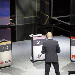 Candidats debat municipals i europees a TV3 - Sergi Alcàzar