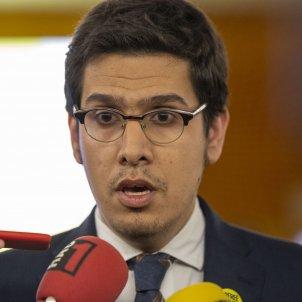 Alex Sarri debat municipals i europees a TV3 - Sergi Alcàzar