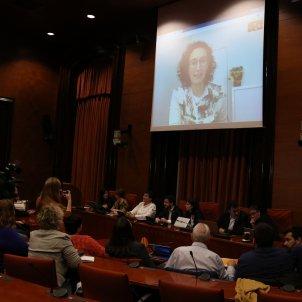 Marta Rovira grup parlamentari ERC ACN