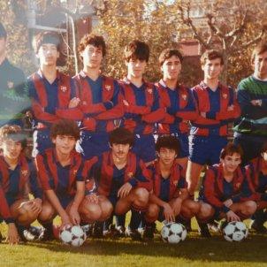 Dani Tost Barça Foto Villagordo