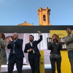 Maragall Aragones ERC municipals