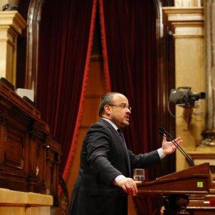 El Nacional alejandro fernandez ple parlament iceta senador sergi alcazar