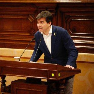 El Nacional sergi sabria ple parlament iceta senador sergi alcazar