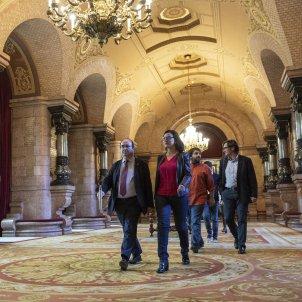 Passos perduts Parlament Miquel Iceta Granados Senador - Sergi AlcàzarSergi Alcàzar01