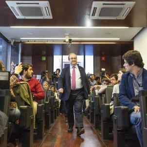 Faristol Parlament Miquel Iceta Senador - Sergi Alcàzar
