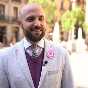 JORDI GRAUPERA ELECCIONS MUNICIPALS BARCELONA - GUILLEM CAMÓS