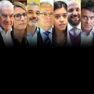 CARD BARCELONA CANDIDATS ELECCIONS MUNICIPALS 2019 -  Guillem Camós