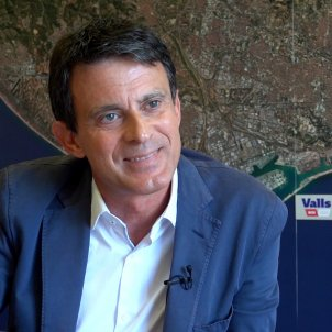 MANEL VALLS ELECCIONS MUNICIPALS 2019 BARCELONA - ROBERTO LÁZARO