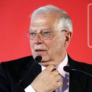 Josep Borrell Ministre PSOE - ACN