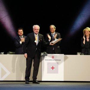 Ivo Vajgl Creu Sant Jordi - Sergi Alcàzar
