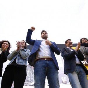 Rufian campanya 26-M  Arnau Carbonell | ERC