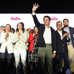manuel valls   ines arrimadas   celestino corbacho   autor candidatura valls  Xavier Jubierre