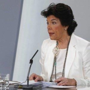 Isabel Celaá consell de ministres - EFE