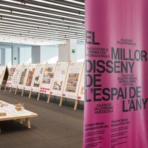 Premis FAD El millor disseny de l'Any Museu Disseny