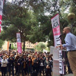 Jordi Graupera míting ACN