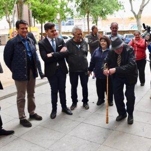 Manuel Valls gitanos Verneda Twitter @VallsBCN 2019