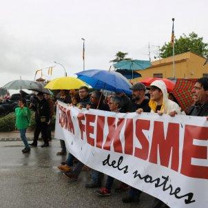Manifestació Verges - ACN