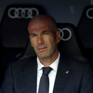 zidane madrid efe