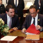 Josep Rull acta diputat Congrés @joseprull