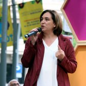 Enquesta Barcelona: Colau provoca desconfiança a la meitat dels barcelonins
