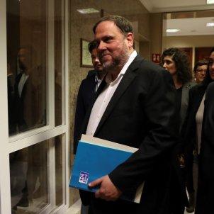 Oriol Junqueras Congrés dels Diputats EFE