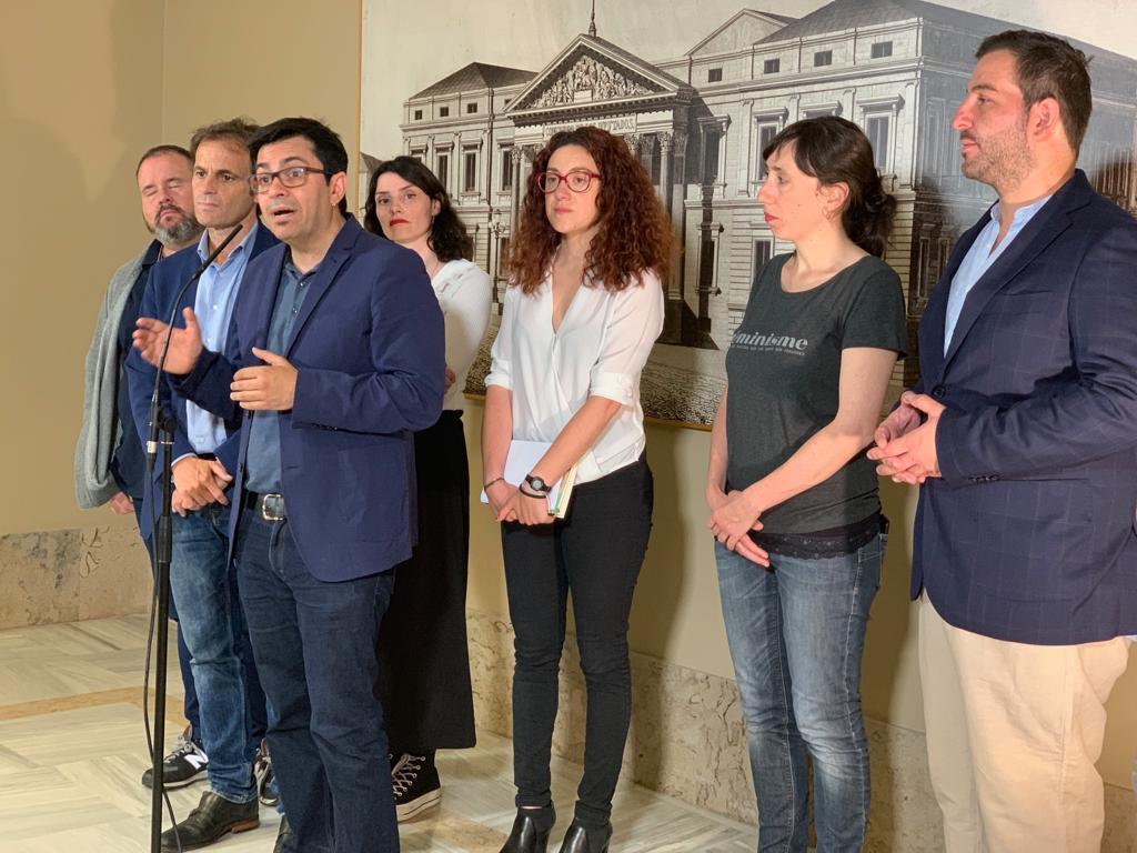 Pisarello congrés diputats   Marta Lasalas