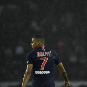 Mbappé PSG EFE