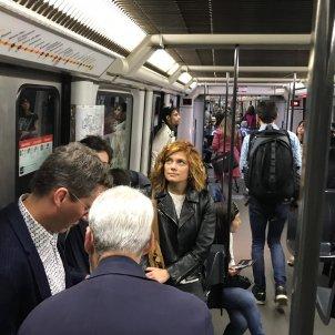 Alamany al metro - Carlota Camps