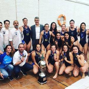 Sabadell waterpolo Foto CN Sabadell