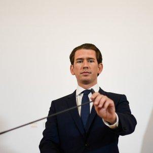 canceller austria Sabastian Kurz - Efe