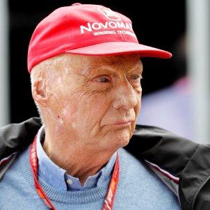 Niki Lauda - EFE