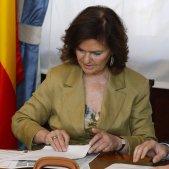 Carmen Calvo Efe